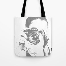 A Different Kind of Art Tote Bag