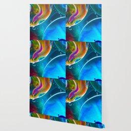 Bubbling Wallpaper