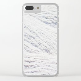 Shivers Clear iPhone Case