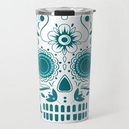 La calavera Travel Mug