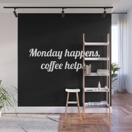 The Coffee Lover V Wall Mural