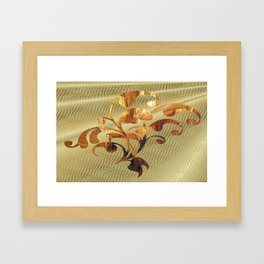 Mandulis Framed Art Print