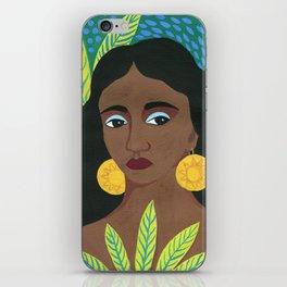 Imani iPhone Skin