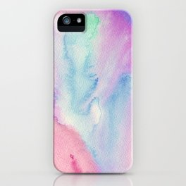 Nebulosa acuatica iPhone Case