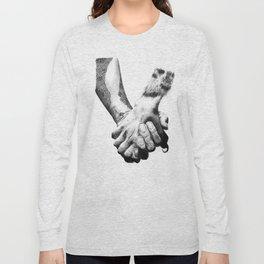 Human Nature: Hands Long Sleeve T-shirt