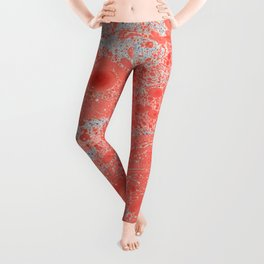 The Strawberry Accident Leggings
