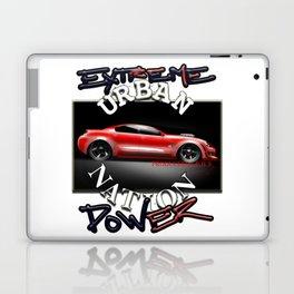 Car Hot Machine - Accessories & Lifestyle Laptop & iPad Skin