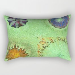 Shell Bare Flowers  ID:16165-150552-23800 Rectangular Pillow