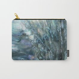 Sea Dog Abstract Carry-All Pouch