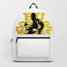 Bjj Spar Wars, Jiu Jitsu Mma Backpack