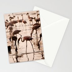 Early Morning Meal Stationery Cards
