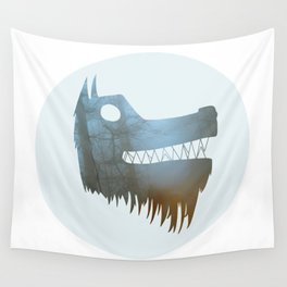 Soul wolf Wall Tapestry