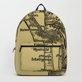 French Palmistry Backpack