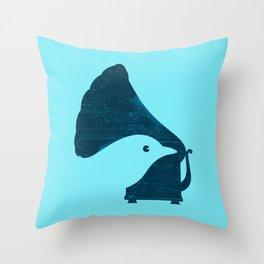 Songbird Throw Pillow