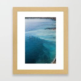 Mare Framed Art Print