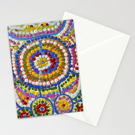 ELDERS MEETING OF THE DREAMING 2 Stationery Cards