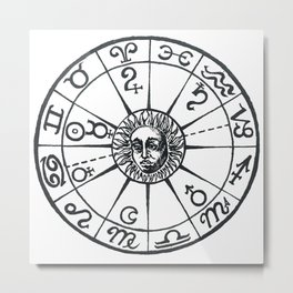 Diurnal Rejoicing Metal Print
