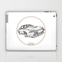 Crazy Car Art 0038 Laptop & iPad Skin