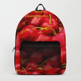 cherries pattern hvhdstd Backpack