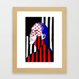 sing america Framed Art Print