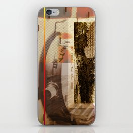 Been There Done That < The NO Series (Brown) iPhone Skin