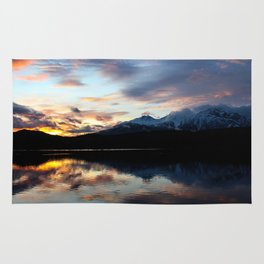 Dreamy Jasper Sunset Rug