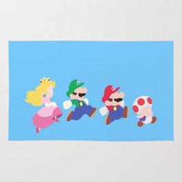 Mario Party Rug