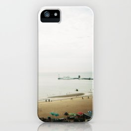 COASTLINE. iPhone Case