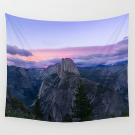 Yosemite National Park at Sunset Wall Tapestry