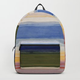 Colorbands Yellowstone Light Pink Backpack