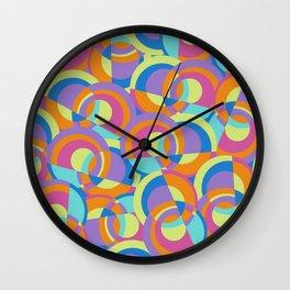 ModPop Wall Clock