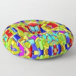 Pattern-105 Floor Pillow