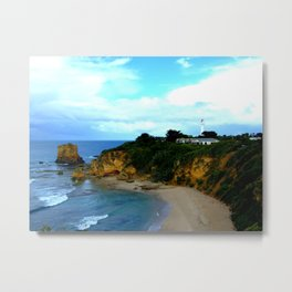 Eagle Rock Metal Print