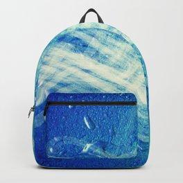 Linear Flow2-Blue Gradation Backpack