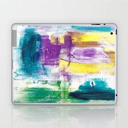 PASSING TIME Laptop & iPad Skin