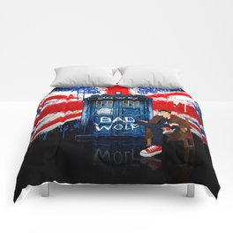 The King of All Doctor who iPhone 4 4s 5 5c 6, pillow case, mugs and tshirt Comforters