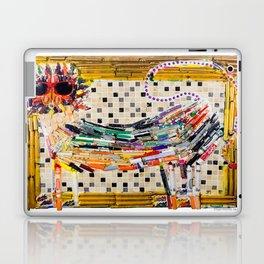 Marker Lion Laptop & iPad Skin