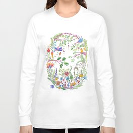 Bucolic forest Long Sleeve T-shirt