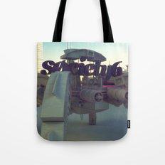 Society6 SAFE TRANSPORT Tote Bag