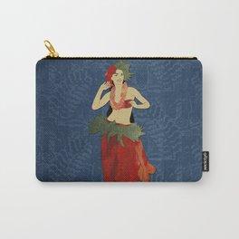 Polynesian Dancer Carry-All Pouch
