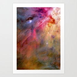 Orion's Dream Art Print