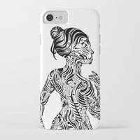 maori iPhone & iPod Cases featuring Maori Style by SarinneG