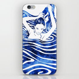Water Nymph IV iPhone Skin