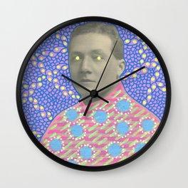 Gentleman 002 Wall Clock