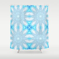 frozen Shower Curtains featuring Frozen  by 2sweet4words Designs