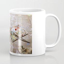 Artists Pallet. Coffee Mug