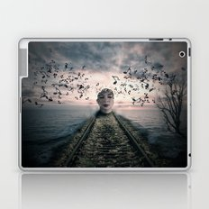 Musical Thoughts Laptop & iPad Skin