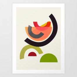 Cocktail I Art Print