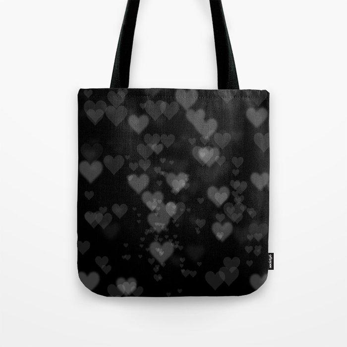 Black Hearts 01 Tote Bag