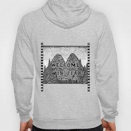 Welcome to Twin Peaks Hoody